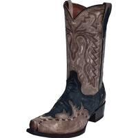 Dan Post Western Boots Mens Lucky Break Avitar Wingtip Tan