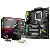 Msi - Components - X399 Gaming Pro Carb