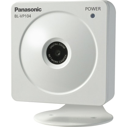 Panasonic BL-VP104P HD - H.264 Network Camera