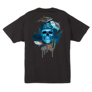 Guy Harvey Mens Pirate Shirt