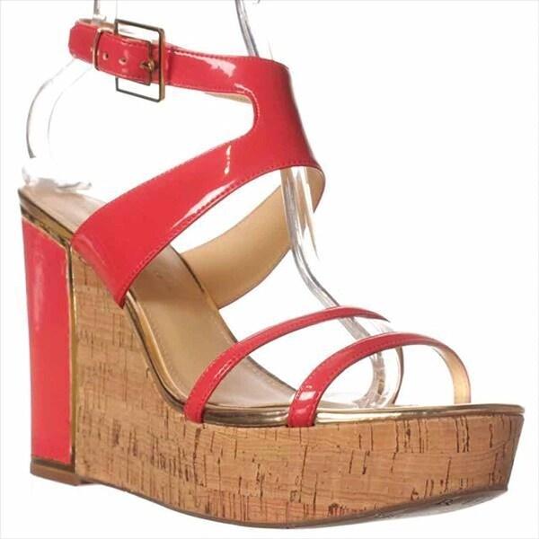 Ivanka Trump Hagley2 Wedge Sandals - Pink Multi - 10