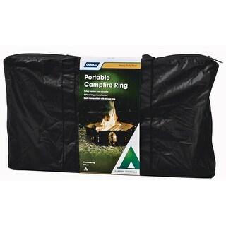 """Camco 51091 Portable Campfire Ring, 8.625"""" x 27"""""""