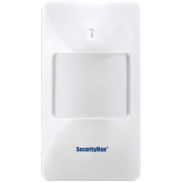 Securityman Wireless Wide-angle Pir Motion Sensor For Air-alarm System