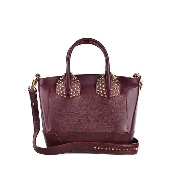 Shop Christian Louboutin Womens Eloise Small Leather