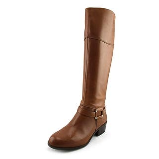 Alfani Biliee Round Toe Leather Knee High Boot|https://ak1.ostkcdn.com/images/products/is/images/direct/c05bbe1945b4100f3c45f5e32ff8cc19daf9bb28/Alfani-Biliee-Women-Round-Toe-Leather-Brown-Knee-High-Boot.jpg?impolicy=medium