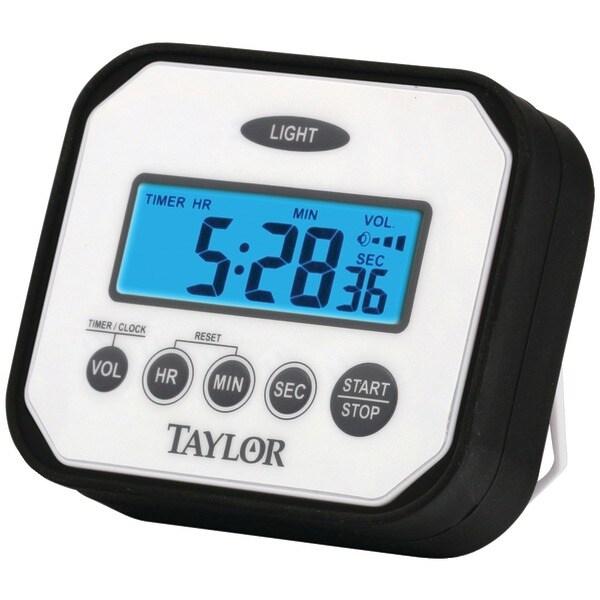 Taylor 5863 Splash 'N' Drop Timer