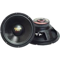 12'' 500 Watt High Performance 8 Ohm Subwoofer