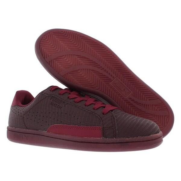 Puma Match Emboss Leather Men's Shoes Size - 7.5 d(m) us