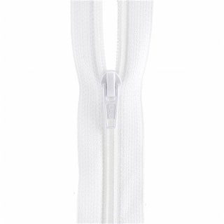 Coats - Thread & Zippers All-Purpose Plastic Zipper 14 in.-White
