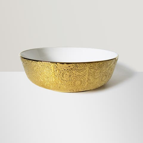Artemis Circular Vitreous China Vessel Sink