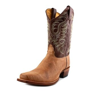 Nocona Premium   Pointed Toe Leather  Western Boot