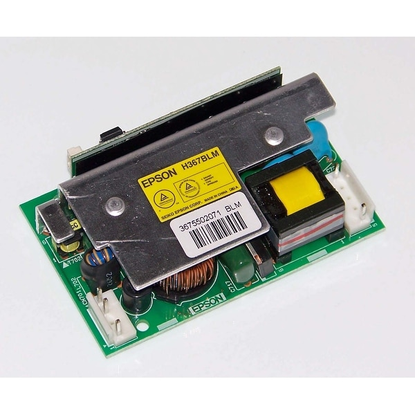 OEM Epson Ballast For: PowerLite 1220, 1260, 1835, 905,915W