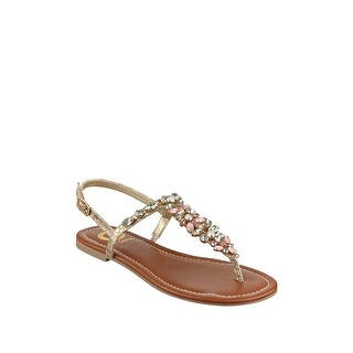 G by Guess Womens Leesure Open Toe Casual T-Strap Sandals|https://ak1.ostkcdn.com/images/products/is/images/direct/c061801235591d83dcee1bc0a9ba73d579304ea4/G-by-Guess-Womens-Leesure-Open-Toe-Casual-T-Strap-Sandals.jpg?impolicy=medium