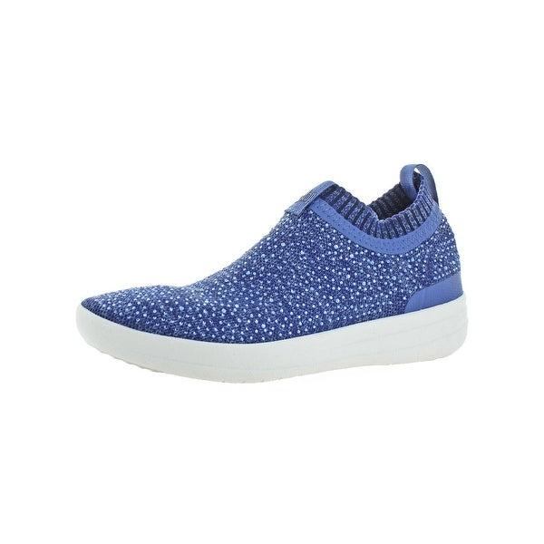 4208061b1 Fitflop Womens Uberknit Slip On Sneakers Sneakers Anatomicush Fashion - 8  medium (b