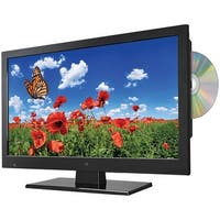 "GPX TDE1587B 15.6"" LED TV/DVD Combination"
