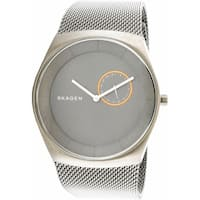 Skagen Men's Havene SKW6416 Silver Stainless-Steel Japanese Quartz Fashion Watch