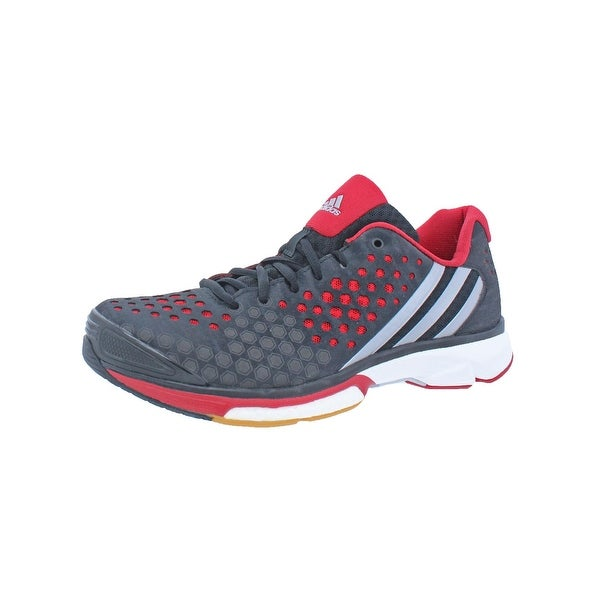 Adidas Womens Volley Response Boost Volleyball Shoes Non-Marking mi Compatible - 7.5 medium (b,m)