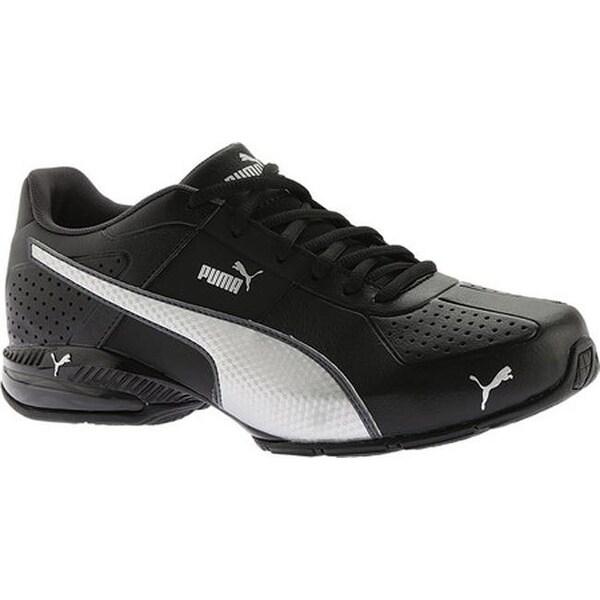 Shop Puma Men S Cell Surin 2 Fm Sneaker Puma Black Puma