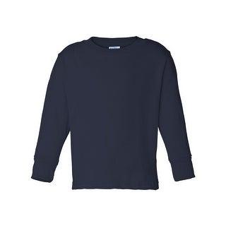Rabbit Skins - Toddler Long Sleeve T-Shirt