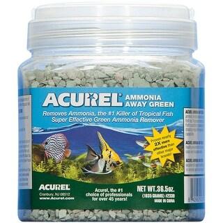 Acurel LLC Ammonia Away Green Aquarium and Pond Filter Accessory, 36-1/2-Ounce