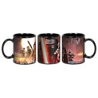 Star Wars: The Force Awakens Wrap Around Scene 20oz Ceramic Mug - Multi