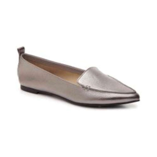 Aldo Womens Galinsky Leather Pointed Toe Loafers