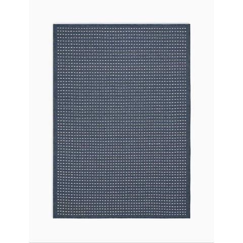 Calvin Klein Seattle Cord Striped Contemporary Area Rug by Nourison