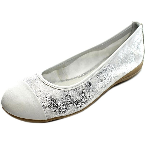 Gerry Weber Maren 13 Women  Round Toe Synthetic Silver Flats