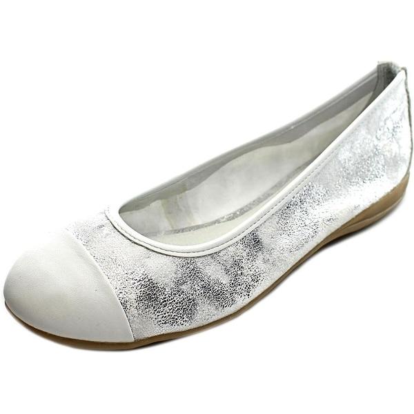 Gerry Weber Maren 13 Women Round Toe Synthetic Silver Flats