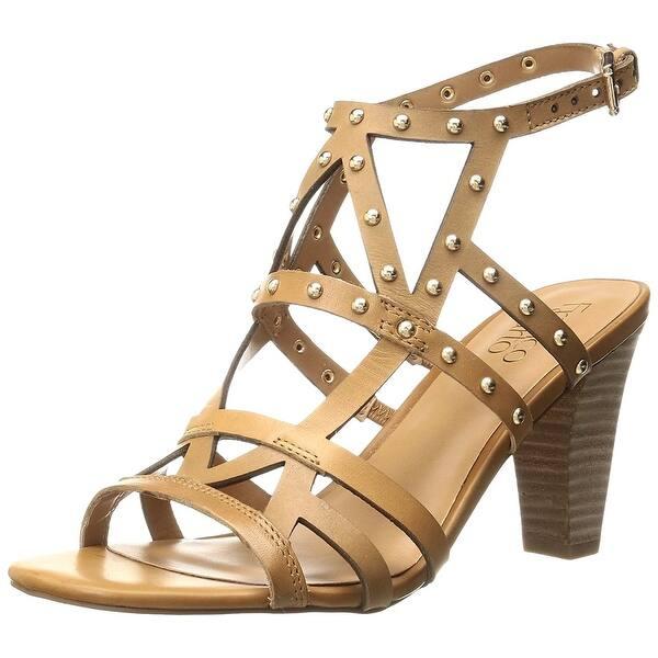 01ed4ea581e8 Shop Franco Sarto Women s Calesta Heeled Sandal - 10 - Free Shipping ...
