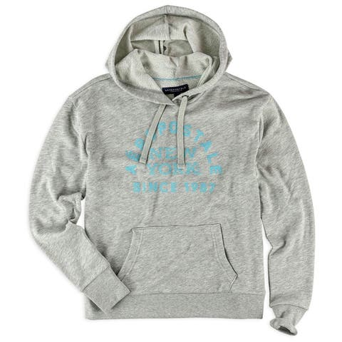 Aeropostale Womens New York Hoodie Sweatshirt