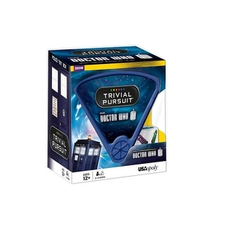 Doctor Who Trivial Pursuit Board Game