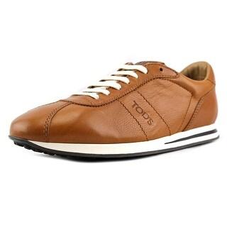 Tod's Allacciato Sportivo NX Round Toe Leather Oxford