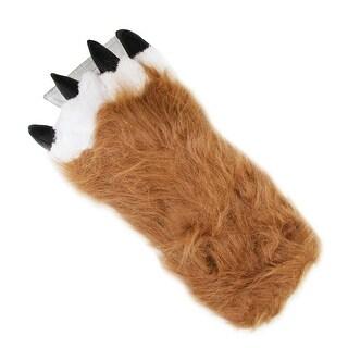 Wembley Wolf Paw Furry Ice Scraper