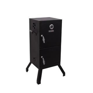 Char-Broil 14201876 Vertical Charcoal Smoker - Black