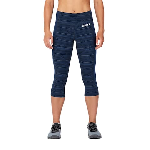 2XU Women's Fitness Compression 3/4 Tights