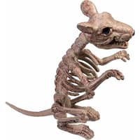 Skeleton Rat Halloween Décor