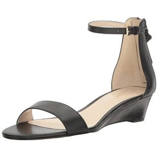 0fa3bd9f456 Cole Haan Womens adderly Leather Open Toe Casual Platform Sandals