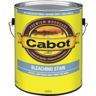 Cabot Wb Weatherd Bleach Stain