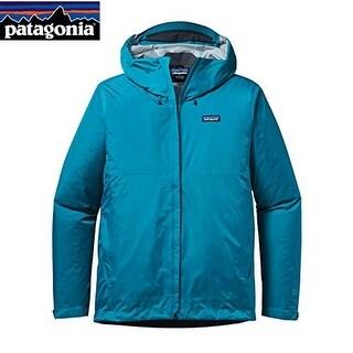 Patagonia Mens Torrentshell Jkt, Grecian Blue, Xxl