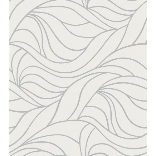 Brewster 338-0022 Nouveau Swirl Window Film - n/a