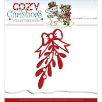 Mistletoe - Find It Trading Yvonne Creations Cozy Christmas Die