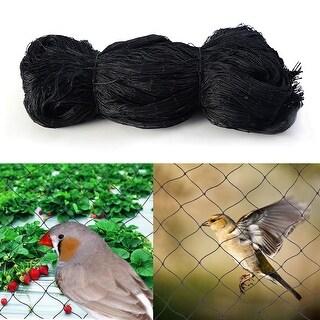 Costway Anti Bird Netting 50'X50' Soccer Baseball Game Poultry Fish Net 2''x2'' Mesh