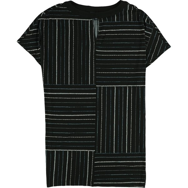 American Living Womens Printed Midi Dress black 8. Opens flyout.