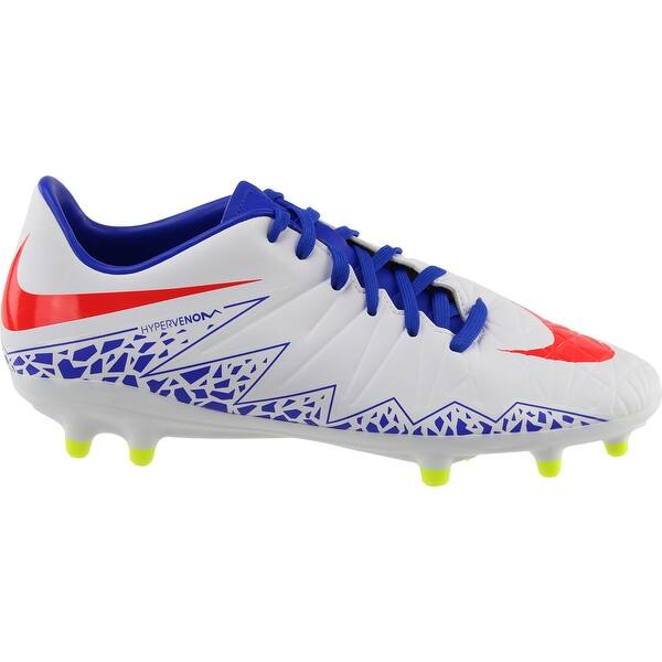 hot sale online aac78 3f40c Shop Nike Womens Hypervenom Phelon 2 Firm Ground Soccer ...