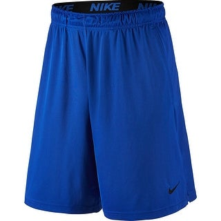 NIKE Men's Dry Fly Side Pockets 9-Inch Training Short