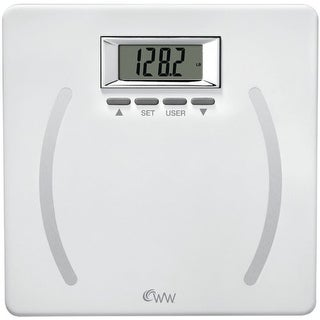 Conair DQ3085C Conair Weight Watchers Digital Plastic Body Analysis Scale
