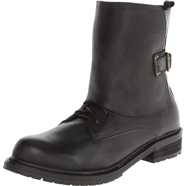 Gabriella Rocha NEW Black Easten Shoes 9M Ankle Leather Boots