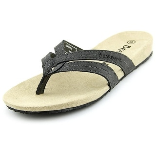 Bearpaw Lola Open Toe Synthetic Flip Flop Sandal