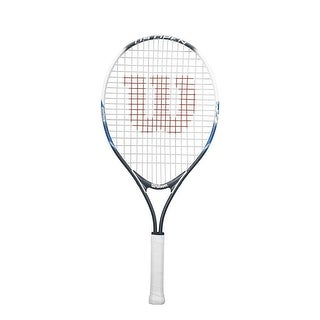Wilson WRT21030U US Open Junior Recreational Tennis Racket without Cover, 25""
